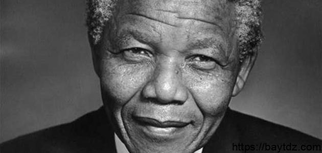 تاريخ وفاة نيلسون مانديلا