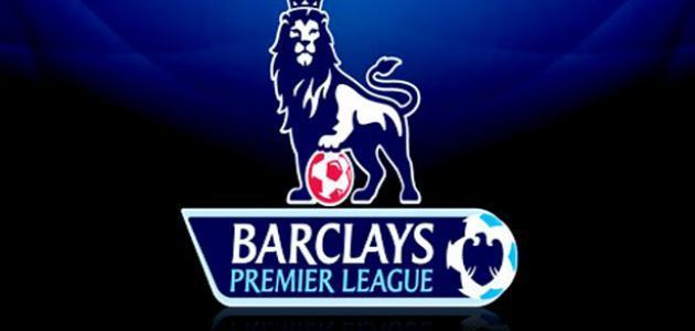 ترتيب الدوري الانجليزي 2012