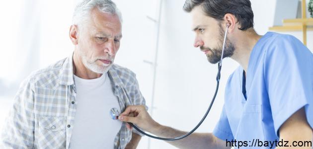 تشخيص سرطان الرئة