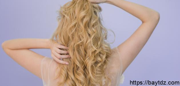 تشقير الشعر