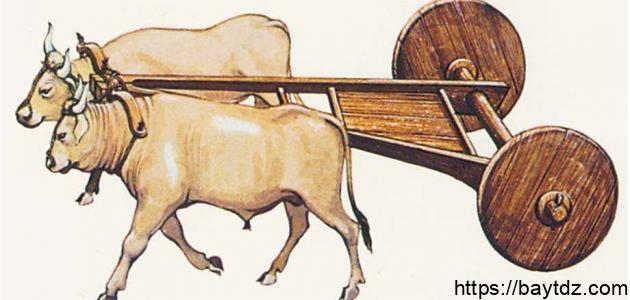 تطور وسائل النقل في البر