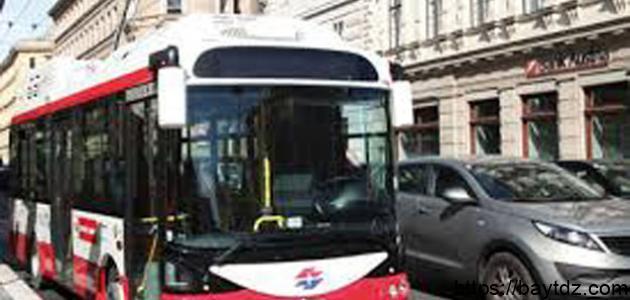 تطور وسائل النقل والمواصلات