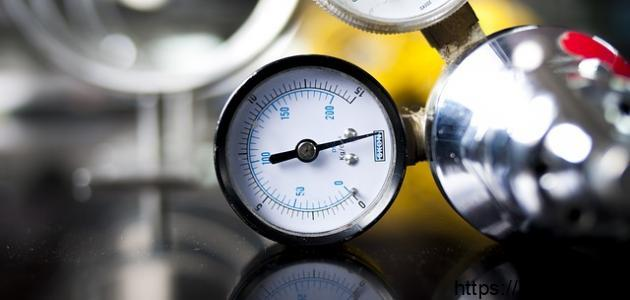 تعريف الضغط في الفيزياء