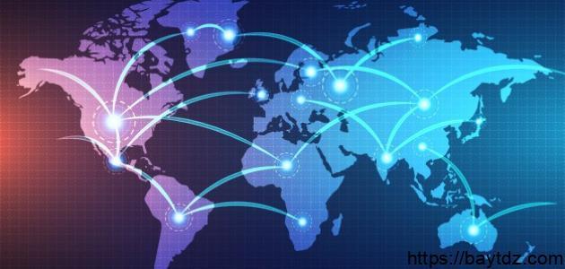 تعريف شبكات المعلومات