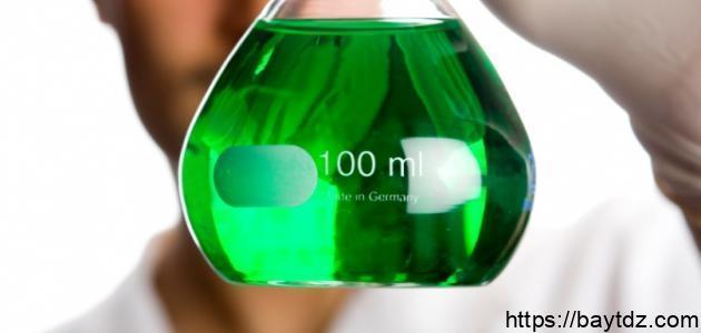تعريف علم الكيمياء