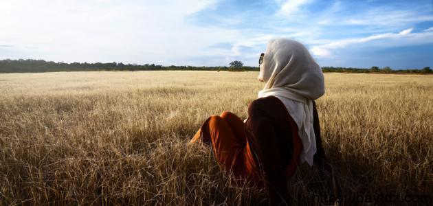 تقرير صحفي عن الحجاب