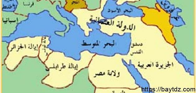 تقرير عن قيام الدولة العثمانية واتساعها