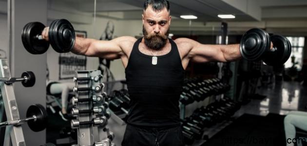 تمارين تساعد على زيادة الوزن بسرعة