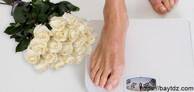تمارين رياضية لزيادة الوزن للنساء