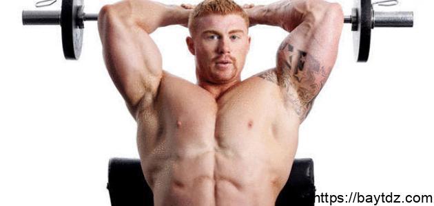 تمارين عضلات الكتف