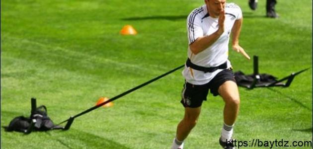 تمارين لياقة بدنية لكرة القدم