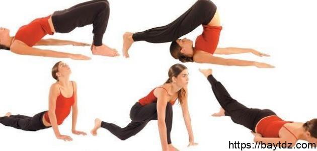 تمرينات رياضية للبطن