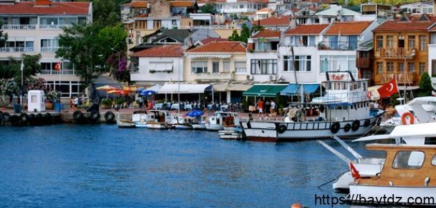 جزر الأميرات في اسطنبول