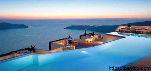 جزر اليونان السياحية