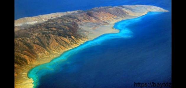 جزر تيران