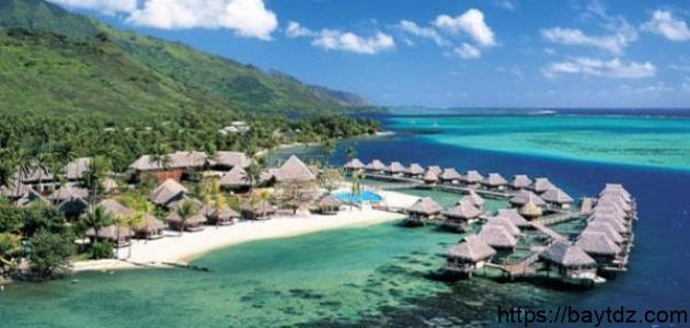 جزر في إندونيسيا