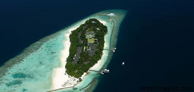 جزر في الإمارات للسياحة