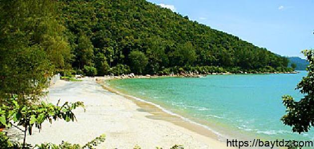 جزيرة بينانج الماليزية