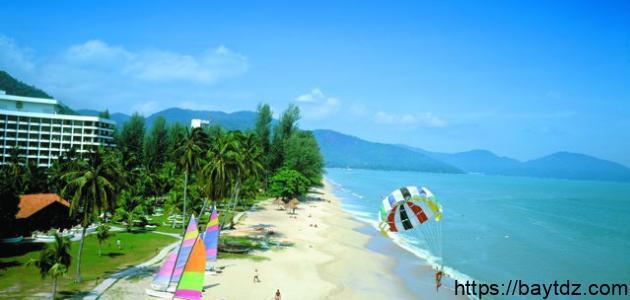 جزيرة بينانج