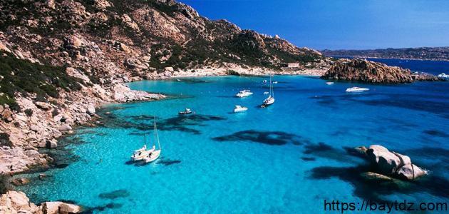 جزيرة سردينيا في إيطاليا