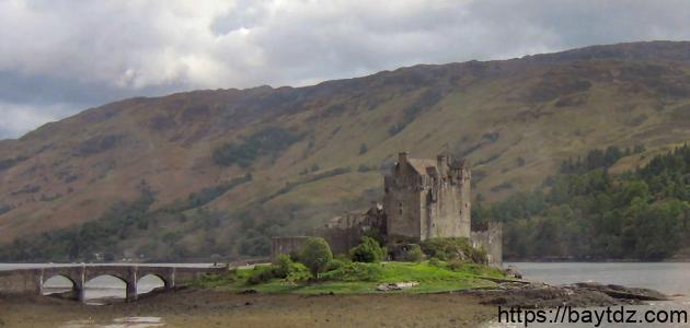 جزيرة سكاي في إسكتلندا