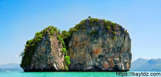 جزيرة لنكاوي الماليزية