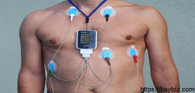 جهاز قياس دقات القلب
