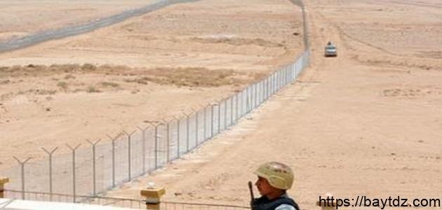 حدود اليمن من الشمال