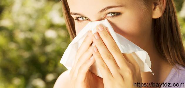 حساسية الربيع والحساسية العامة التشخيص والوقاية والعلاج