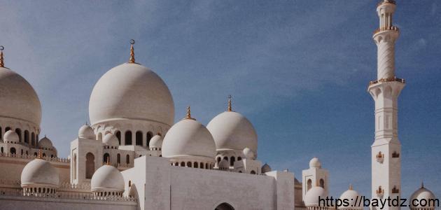 حكم الخروج من المسجد بعد الأذان