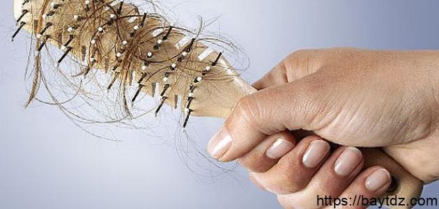 حل جذري لتساقط الشعر