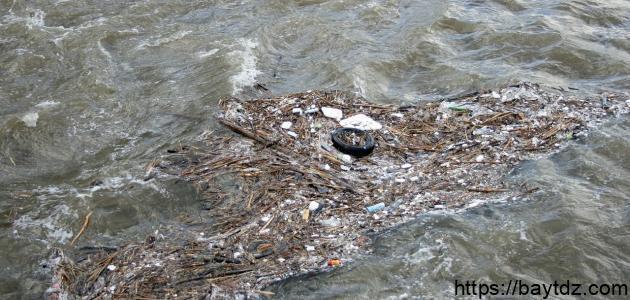 حلول للحد من تلوث المياه