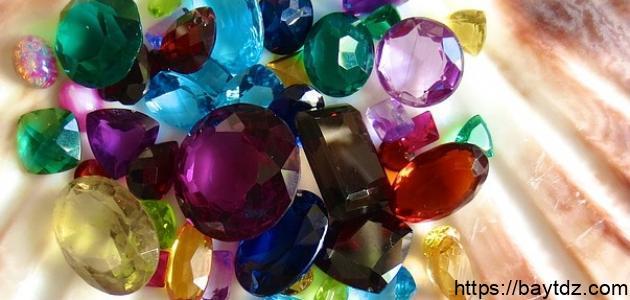 خصائص حجر الياقوت