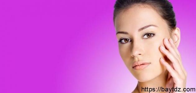 خلطة لمنع ظهور شعر الوجه