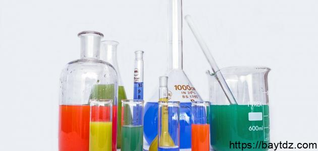 خواص المادة الكيميائية
