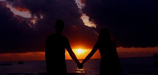 خواطر مسائية رومانسية