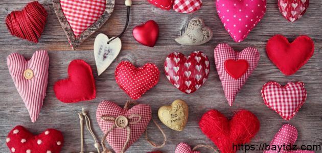 درجات الحب والعشق