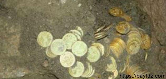 دلائل وجود الذهب في الأرض