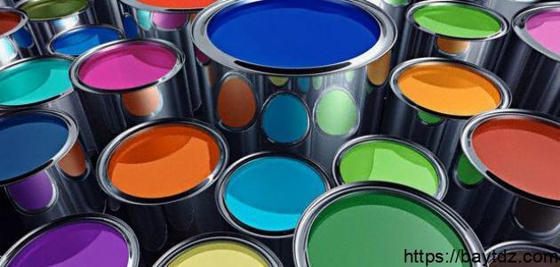 دلالات الألوان
