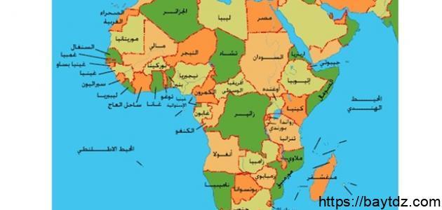 دول غرب أفريقيا