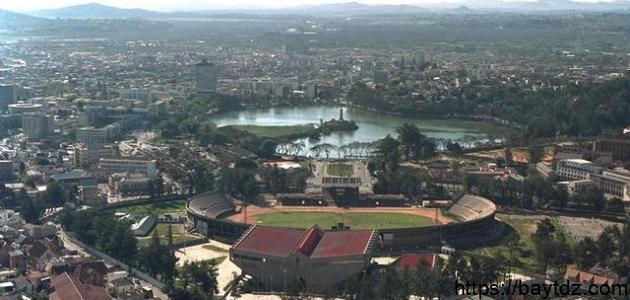 دولة مدغشقر