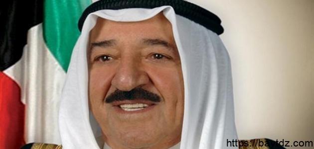رئيس دولة الكويت