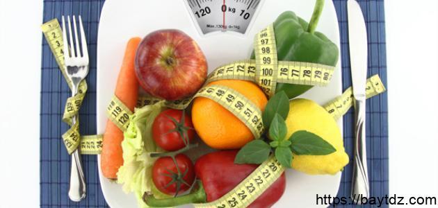 رجيم لإنقاص الوزن 10 كيلوغرامات في رمضان
