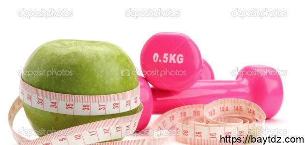 رجيم لإنقاص الوزن