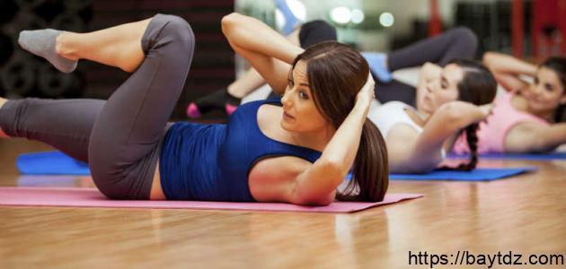 زيادة اللياقة البدنية في أسبوع