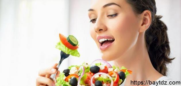 زيادة الوزن طبيعياً