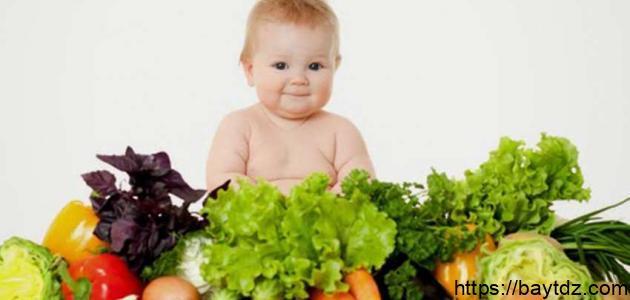 زيادة الوزن للأطفال الرضع