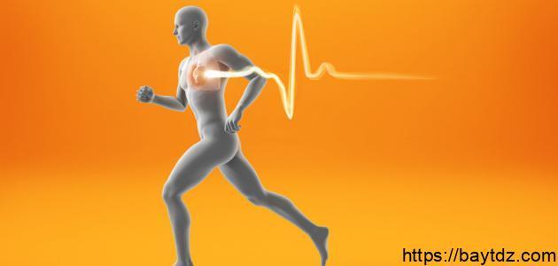 زيادة طاقة الجسم