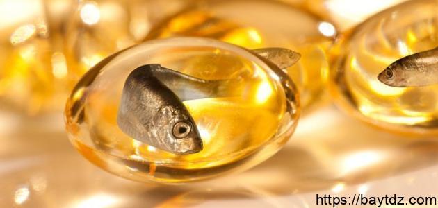 زيت السمك أوميجا 3 – فيديو
