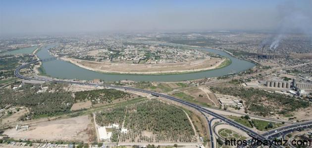 سبب تسمية بغداد بهذا الاسم